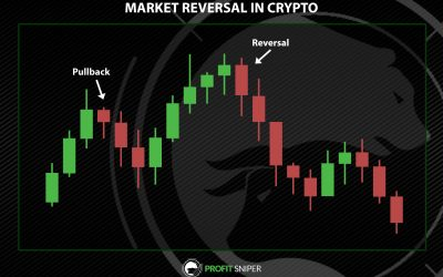Pullbacks and Reversals: Can you tell them apart?